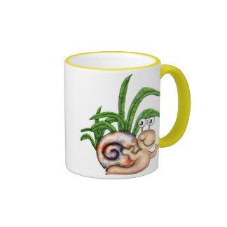 Cecil Snail Mug