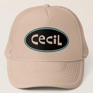 Cecil Trucker Hat
