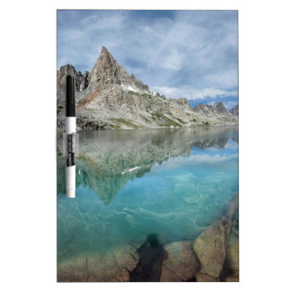Cecile Lake / Minarets - Ansel Adams Wilderness Dry Erase Board