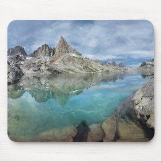 Cecile Lake / Minarets - Ansel Adams Wilderness Mouse Pad