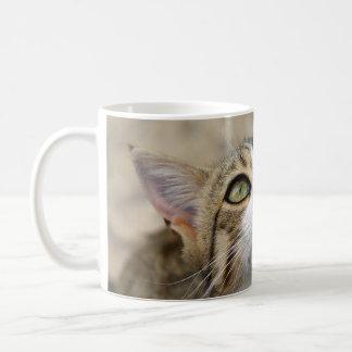 Cecilia #1 classic white coffee mug