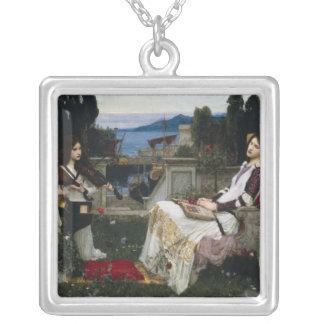 Cecilia de John William Waterhouse Collares Personalizados