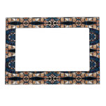 Cecina Mosaic Floor Symmetry Magnetic Frame