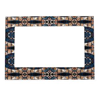 cecina mosaic floor symmetry magnetic frame - Mosaic Frames