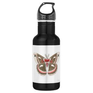 Cecropia Moth Liberty Bottle 18oz Water Bottle
