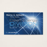 Ced Spain Business Card at Zazzle