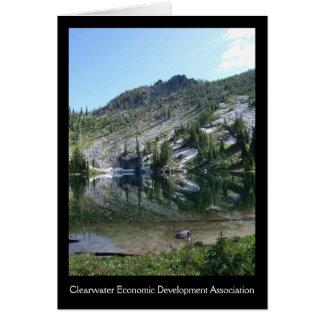 CEDA - Idaho's East Gospel Lake - Customized Stationery Note Card