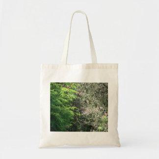 Cedar And Pink Dogwood Tote Bag