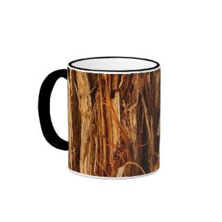 Cedar Bark Nature Mug