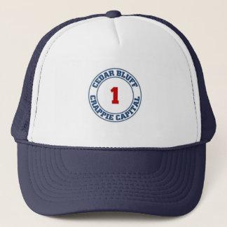 Cedar bluff alabama trucker hat