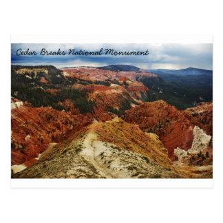 Cedar Breaks National Monument Postcard