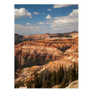 Cedar Breaks National Monument, Utah Postcard