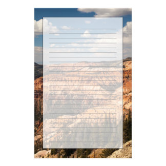 Cedar Breaks National Monument, Utah Stationery