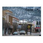 Cedar City Postcards
