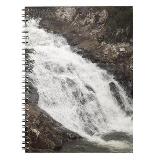 Cedar Creek Falls Notebook