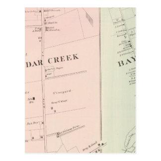Cedar Creek, Goodluck Bayville, New Jersey Tarjetas Postales