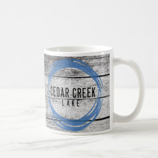 Cedar Creek Lake Coffee Mug
