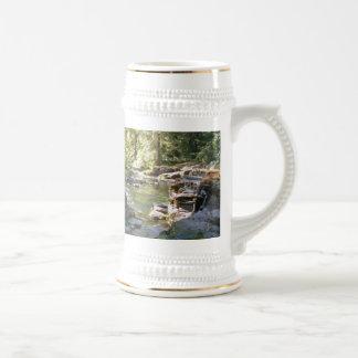 Cedar Creek Oregon Coffee Mug