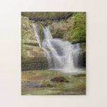 Cedar Falls, colinas Ohio de Hocking Puzzles Con Fotos
