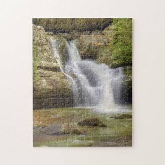 Cedar Falls, Hocking Hills Ohio Jigsaw Puzzle