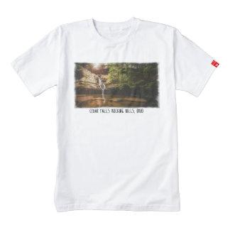 Cedar Falls Hocking Hills Ohio T shirt