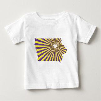 Cedar Falls Love Baby T-Shirt