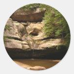 Cedar Falls Pegatinas Redondas