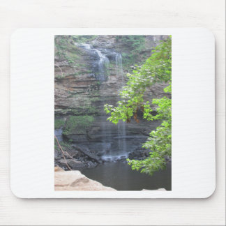 Cedar Falls Water Fall Mouse Pad
