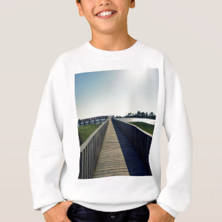 Cedar Key Fishing Pier Sweatshirt