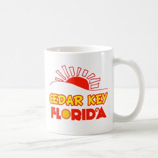 Cedar Key, Florida Coffee Mug