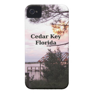 Cedar Key Florida iPhone 4 Cover