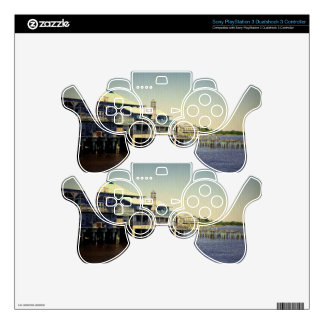 Cedar Key Marina Skins For PS3 Controllers