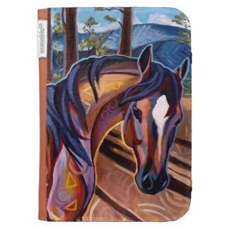 Cedar Lake Horse Caseable Kindle Folio Kindle 3G Covers