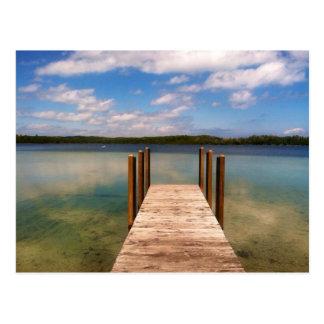 Cedar Lake Postcard