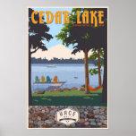 Cedar Lake poster