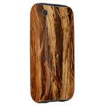 Cedar Look iPhone3 Tough Case iPhone 3 Tough Covers