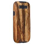 Cedar Look Samsung Galaxy S3 Cover