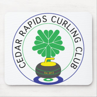 Cedar Rapids Curling Club Mouse Pad