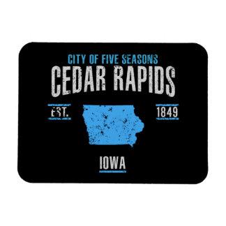 Cedar Rapids Magnet