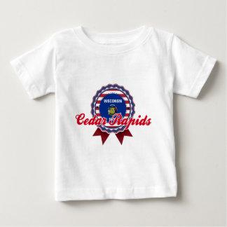 Cedar Rapids, WI Camiseta