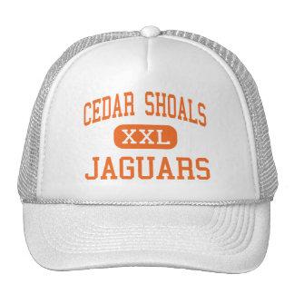 Cedar Shoals - Jaguars - High - Athens Georgia Trucker Hats