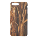 Cedar Textured Wooden Bark Look iPhone 7 Plus Case