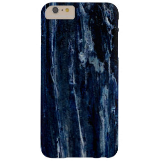 Cedar Tree Bark Negative Photo Barely There iPhone 6 Plus Case