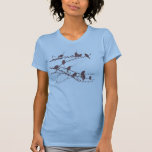 Cedar Waxwings T-Shirt
