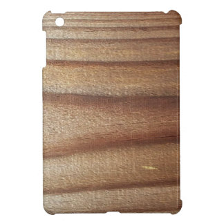 Cedar Wood iPad Mini Cases