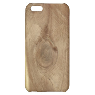 Cedar Wood Texture  Case For iPhone 5C