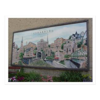 Cedarburg Mural Postcard