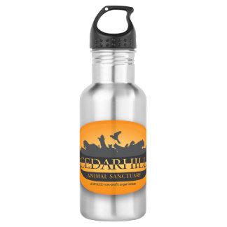 Cedarhill Logo Water Bottle