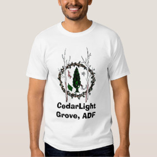 CedarLight Grove, ADF T-Shirt
