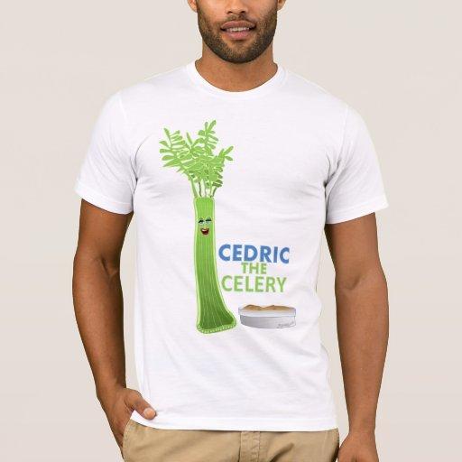 Cedric el apio playera